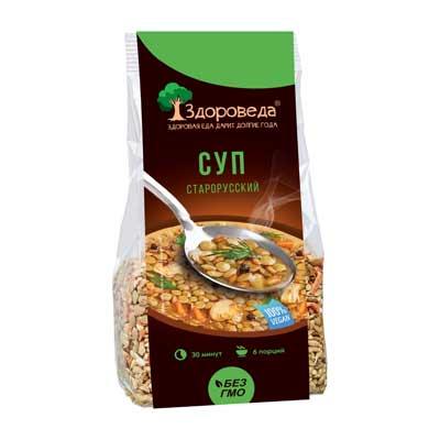 Суп старорусский Здороведа - 250 гр