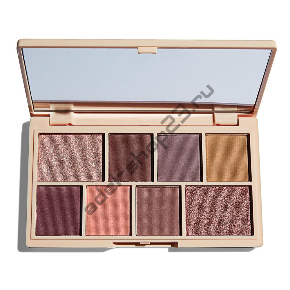 Revolution - Тени для век I Heart Revolution Rose Gold Mini Chocolate Palette