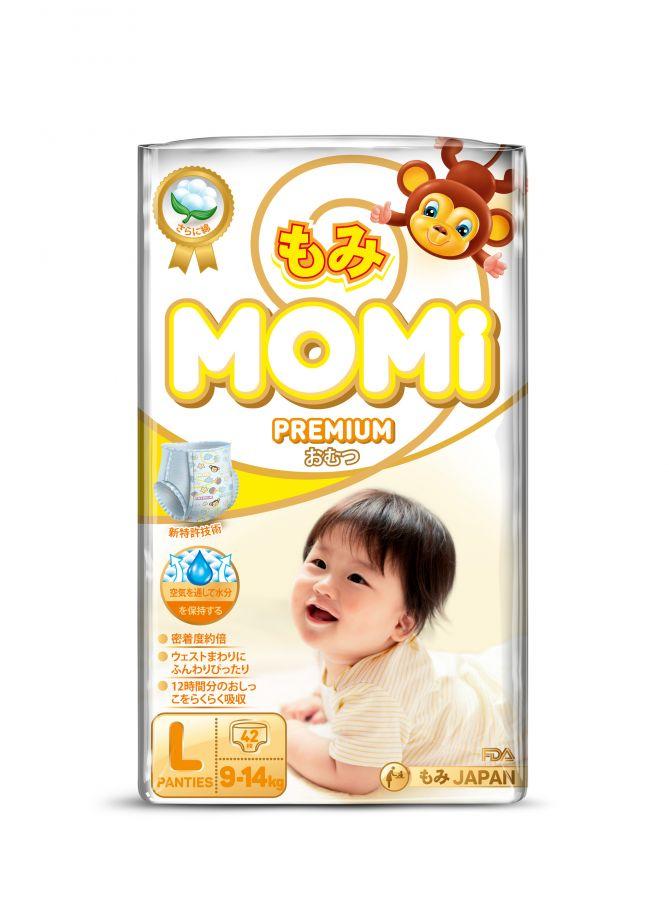 Пробник MOMI Premium и Premium Night Трусики по 3 шт.