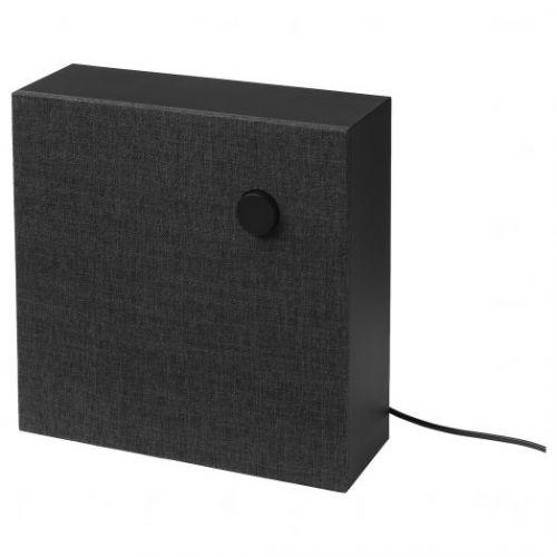 ENEBY ЭНЭБИ, Динамик bluetooth, черный, 30x30 см - 203.574.71