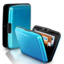 Кейс для кредитных карт Security Credit Card Wallet, Голубой