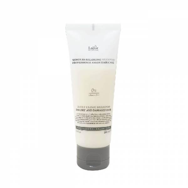 Увлажняющий бессиликоновый шампунь Lador Moisture Balansing Shampoo (100 мл)
