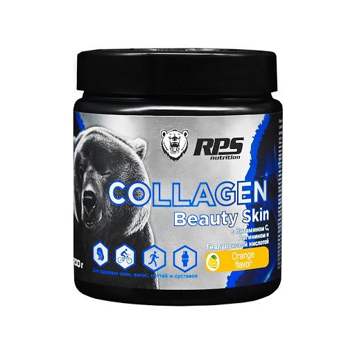 RPS Nutrition - Collagen Beauty Skin с Витамином С и Гиалуроновой кислотой