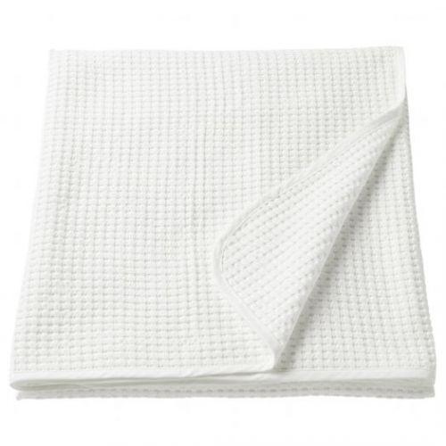 VARELD ВОРЕЛЬД, Покрывало, белый, 230x250 см - 003.840.22