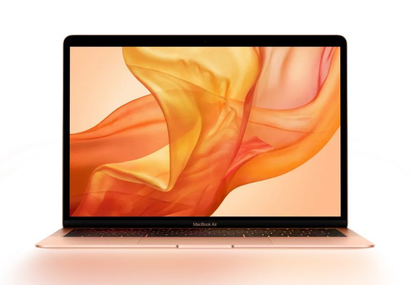 Apple MacBook Air 13 (2018) 256Gb Gold (MREF2)