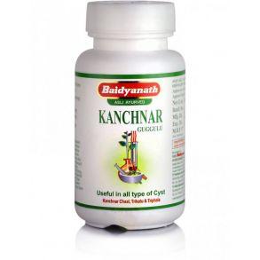 Канчнар Гуггул / Kanchnar Guggul (Baidyanath)
