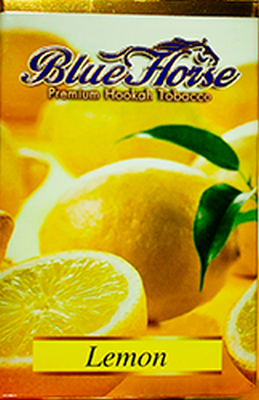 Табак для кальяна Blue Horse Lemon