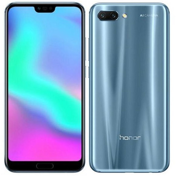 Смартфон Honor 10 4/64GB Gray (COL-L29)