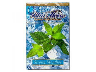 Табак для кальяна Blue Horse Strong Menthol