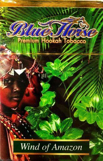 Табак для кальяна Blue Horse Wind of Amazon