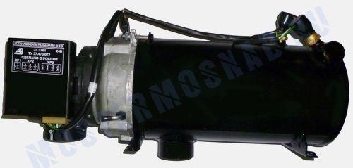 Подогреватель двигателя 30 ЖД-24 (30 кВт)