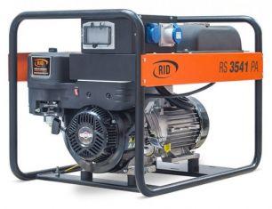 Бензиновый генератор RID RS 3541 PAE