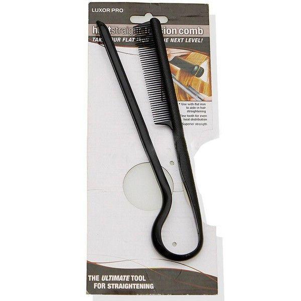 Расческа-клипса для выпрямления волос