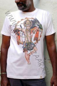 Эксклюзив! Мужские футболки с Хануманом (Москва)
