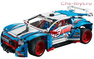 Конструктор LELE Technic Гоночный автомобиль 38048 (Аналог LEGO Technic 42077) 1029 дет