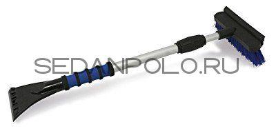 Щетка со скребком и телескопической ручкой Volkswagen Ice Scraper