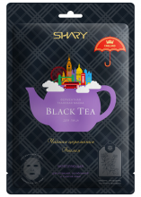 Ферментная маска BLACK TEA  укрепляющая  25 г