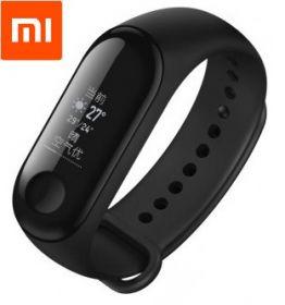 Фитнес-браслет Xiaomi Mi Band 3 черный (без NFC)(international)