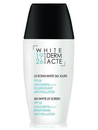 Academie White UV Screen 365 Осветление и защита