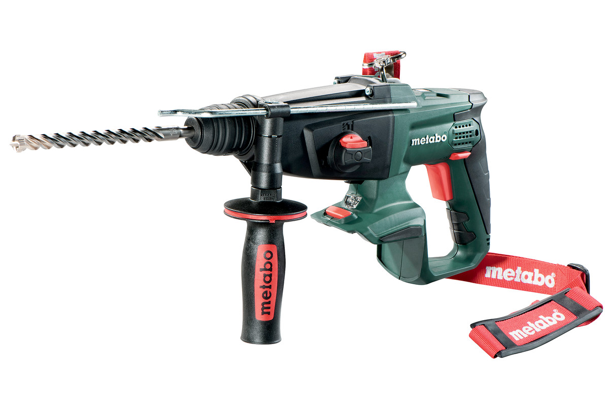 Перфоратор SDS-Plus Metabo KHA 18 LTX (600210890)