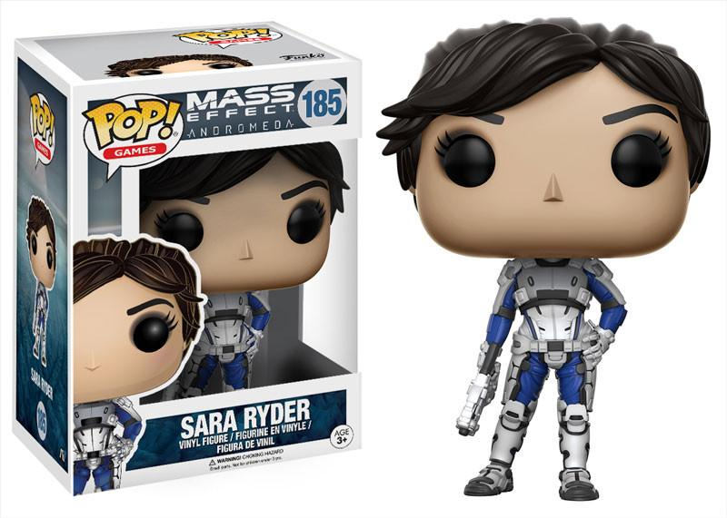 Фигурка Funko POP! Vinyl: Games: Mass Effect Andromeda: Sara Ryder 12309