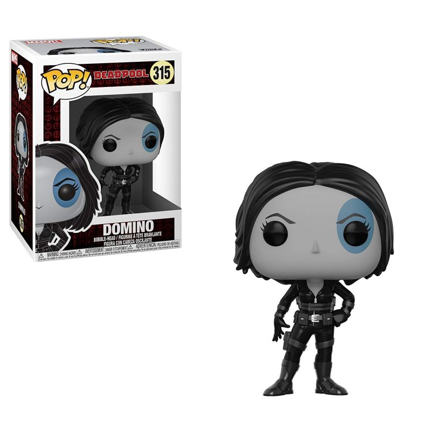 Фигурка Funko POP! Bobble: Marvel: Deadpool Parody: Domino 30861