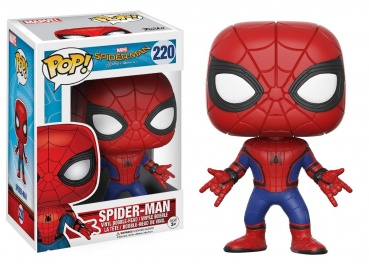 Фигурка Funko POP! Bobble: Marvel: Spider-Man Homecoming: Spider-Man 13317