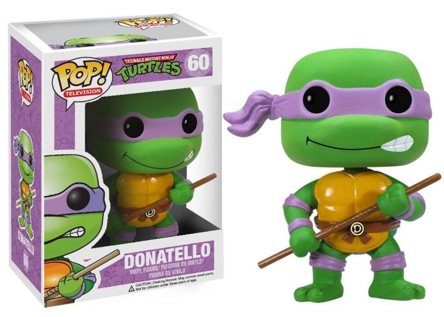 Фигурка Funko POP! Vinyl: TMNT: Donatello 3344