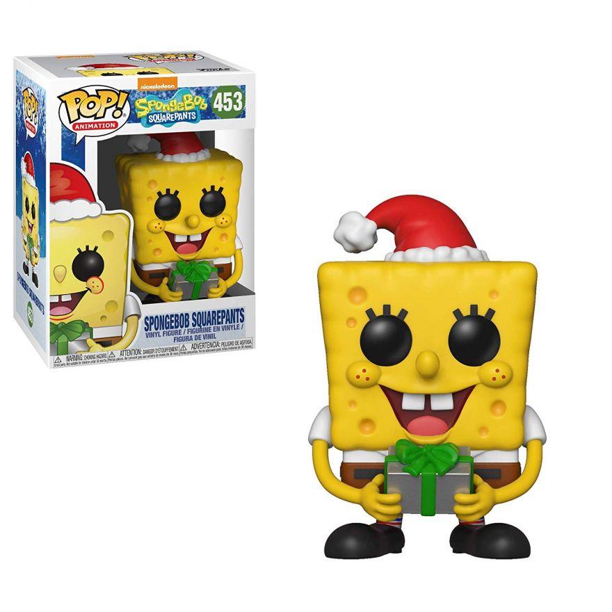 Фигурка Funko POP! Vinyl: Spongebob S2: Bob Xmas 33923