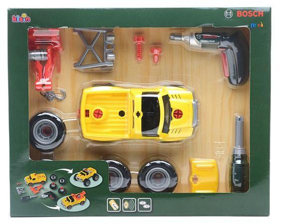 Конструктор машинка Bosch Klein 8168