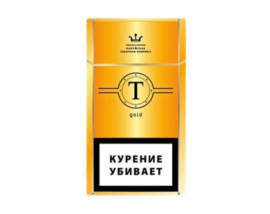Сигареты T-Gold