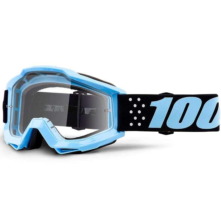 100% - Accuri Taichi Clear Lens, очки