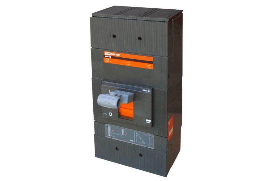 Автоматический выключатель TDM ВА88-43 SQ0707-0062