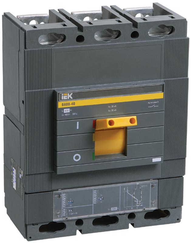 Автоматический выключатель IEK SVA51-3-0800-R