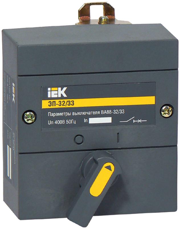 Электропривод IEK SVA10D-EP