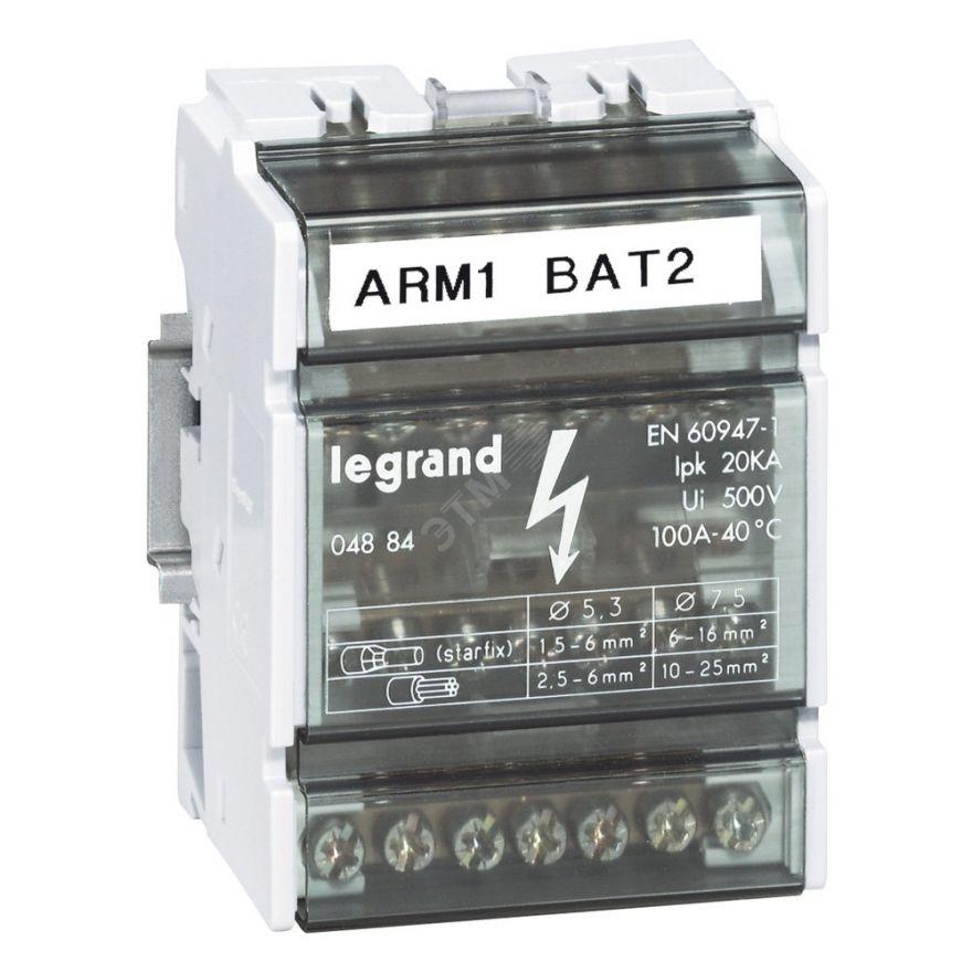 Кросс-модуль Legrand 004884
