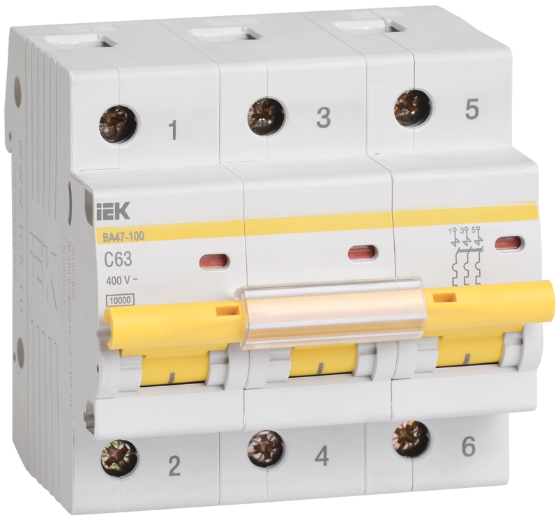 Автоматический выключатель IEK MVA40-3-032-C