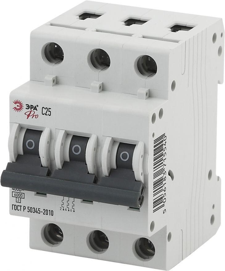 Автоматический выключатель ЭРА ВА47-63 NO-901-48