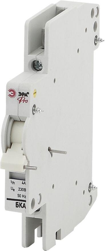 Дополнительный контакт состояния положения механизма взвода ЭРА БК NO-902-85