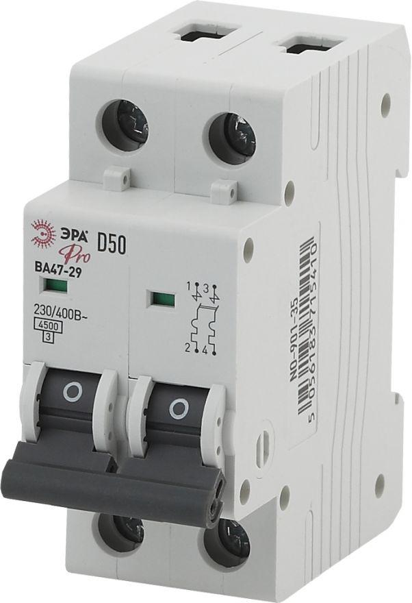 Автоматический выключатель ЭРА ВА47-29 NO-901-35