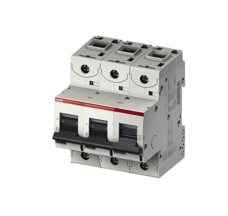 Автоматический выключатель ABB S80 S803C 100А