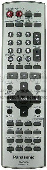 Panasonic EUR7722040 от домашнего кинотеатра
