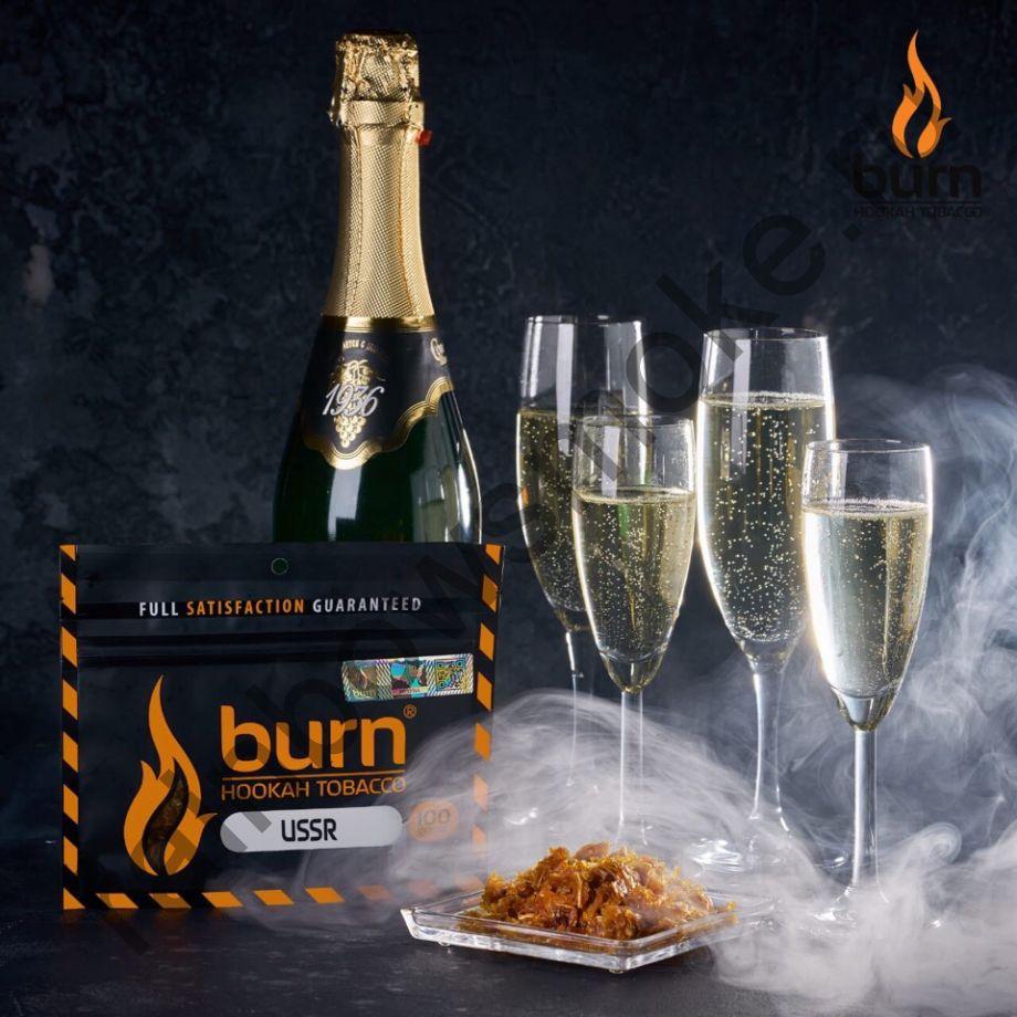 Burn 100 гр - USSR (Шампанское)