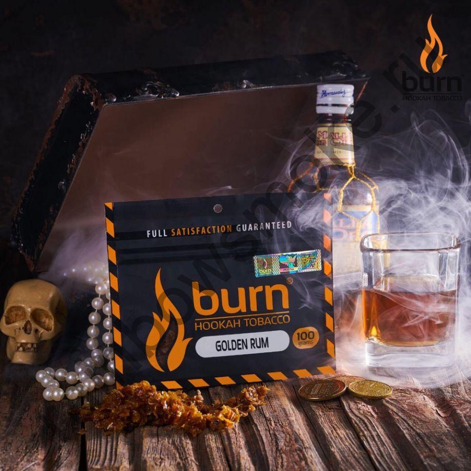 Burn 100 гр - Golden Rum (Золотой Ром)