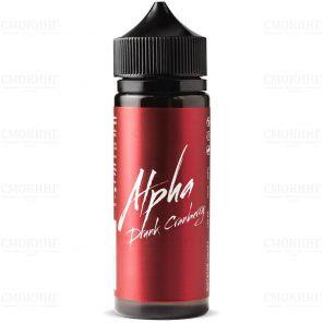 Е-жидкость Alpha, Drunk cranberry, 120 мл