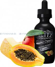 Е-жидкость Blitz №2 Mango sunrise, 60 мл.