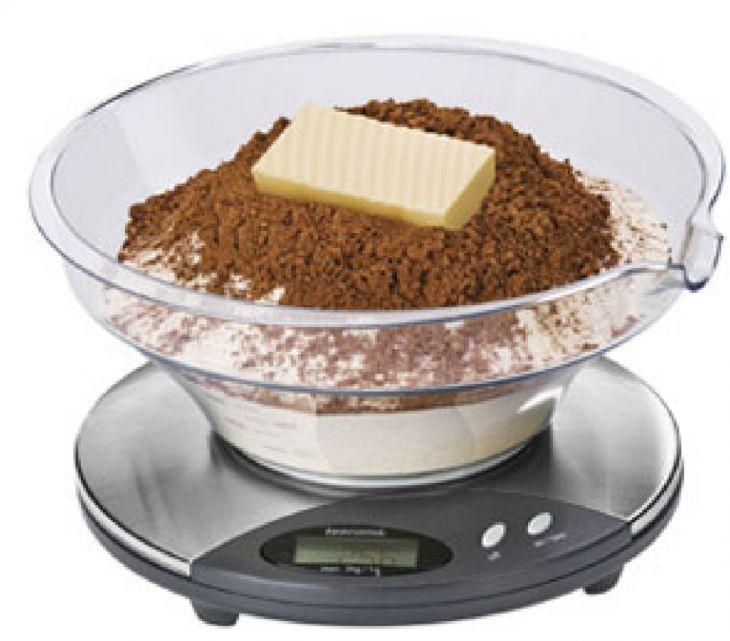 Весы электронные кухонные accura 3,0 кг 634544