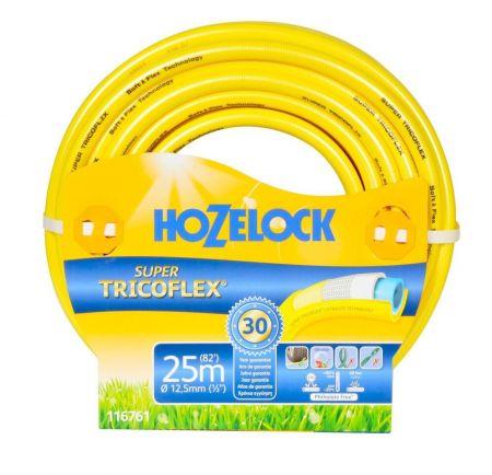 ШЛАНГ HoZelock SUPER TRICOFLEX ULTIMATE  12,5 мм 25 м