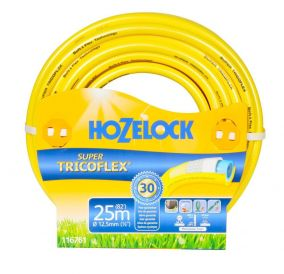 ШЛАНГ HoZelock SUPER TRICOFLEX ULTIMATE  12,5 мм 25 м