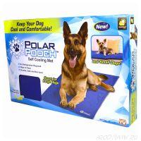 Инновационный охлаждающий коврик для животных Polar Pooch